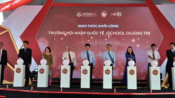 Trường Hội nhập quốc tế iSchool Quảng Trị sẽ góp phần đào tạo nguồn nhân lực chất lượng cao