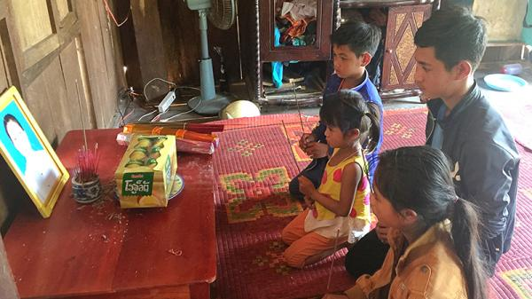 Tương lai mờ mịt của bốn anh em mồ côi ở Quảng Trị