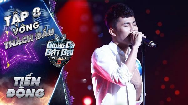 'Hot boy kẹo kéo' Tiến Đồng được Đàm Vĩnh Hưng, Lam Trường đòi hợp tác