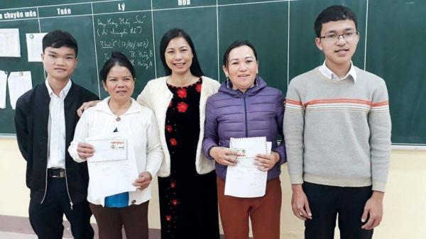 Chuyện về nam sinh Quảng Trị được tuyển thẳng vào 5 trường đại học tự chọn