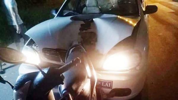 Điều tra giáo viên dạy lái ô tô gây tai nạn làm một nạn nhân quê Quảng Trị tử vong