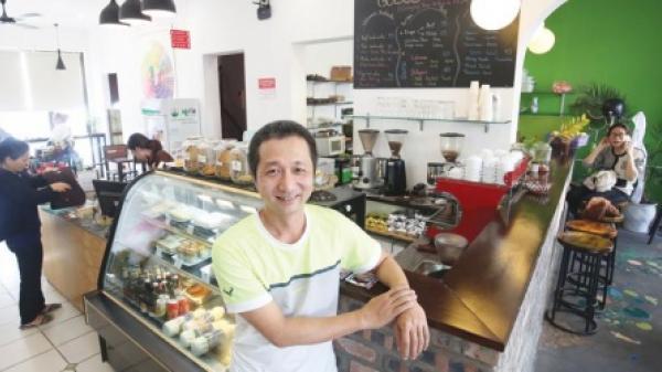 Phát triển thương hiệu cà phê từ mảnh đất Quảng Trị