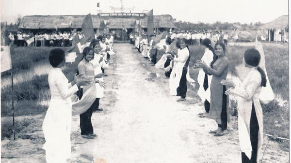 Trường THPT Đông Hà - 45 năm với niềm tự hào
