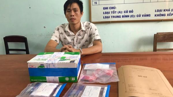 Bắt giữ đối tượng tàng trữ gần 2.000 viên ma túy tổng hợp