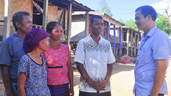 Nhiều vướng mắc trong việc sáp nhập thôn tại huyện Hướng Hóa