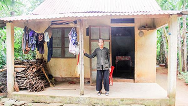 Gio Linh: Cô quạnh dưới mái ấm nghèo