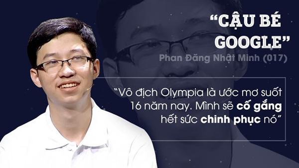 """Chân dung cực """"khủng"""" và những điều bây giờ mới biết về nhà vô địch Olympia Phan Đăng Nhật Minh"""