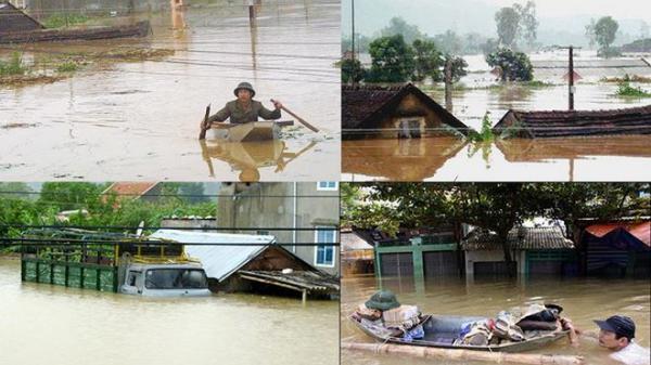 Cho vay hỗ trợ xây nhà tránh bão lụt khu vực Bắc Trung Bộ và Duyên hải miền Trung