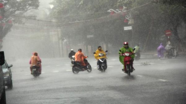Bắc Bộ rét đậm, rét hại, Trung Bộ mưa lớn diện rộng