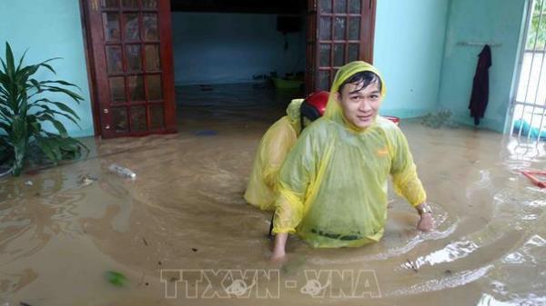 Công điện khẩn về phòng tránh, giảm nhẹ thiệt hại do mưa lũ, sạt lở đất
