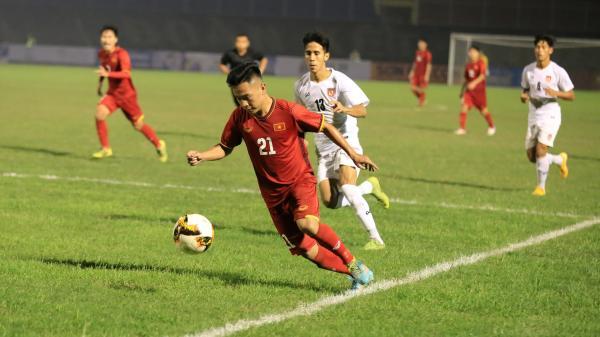 Quảng Trị có 2 cầu thủ trong đội hìnhvô địch giải bóng đá U21 quốc tế Báo Thanh Niên 2018
