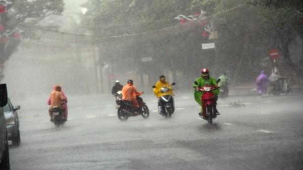 Đêm 23/12, Bắc Bộ trời trở rét, Trung Bộ có mưa to đến rất to