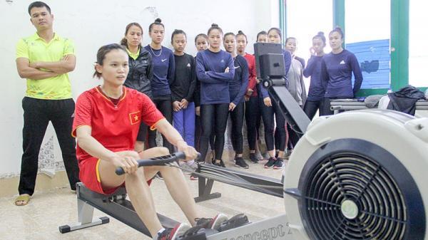 Cô gái vàng của thể thao Quảng Trị