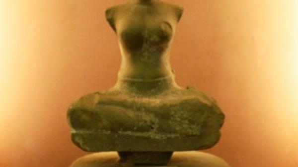 Tượng Uma Dương Lệ tìm thấy ở Quảng Trị được công nhận bảo vật quốc gia