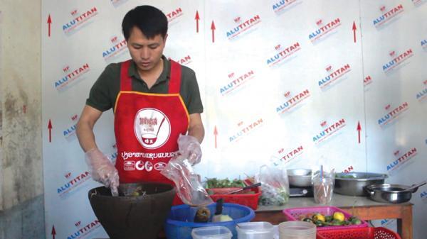 Ẩm thực Lào trên đất Quảng Trị