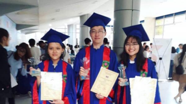 Những gương mặt học sinh ấn tượng tại Quảng Trị