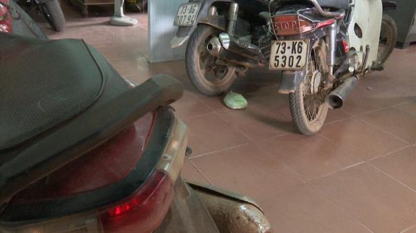 C,ông an Quảng Trị b,ắt được 2 đối tượng vị thành niên tr,ộm 10 xe môtô trong vòng 2 tháng