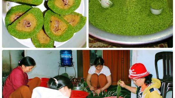 Thủ phủ bánh tét 'bán nguyệt' độc đáo ở Quảng Trị tất bật ngày giáp Tết