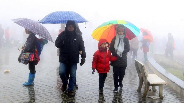 Bắc Bộ tiếp tục rét, Quảng Trị cảnh báo nguy cơ xảy ra lũ quét, sạt lở