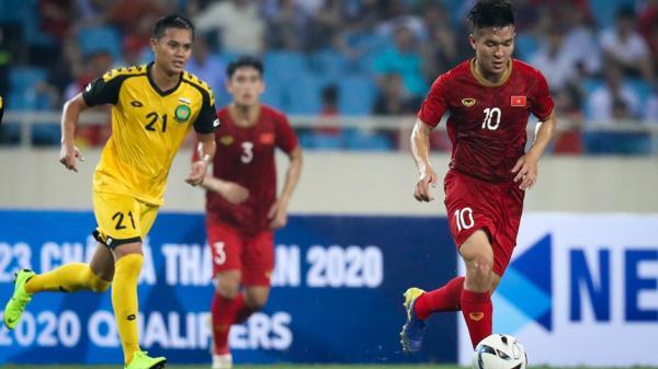Trương Văn Thái Quý là một trong 9 ngôi sao của HLV Park Hang-seo ở U23 Việt Nam