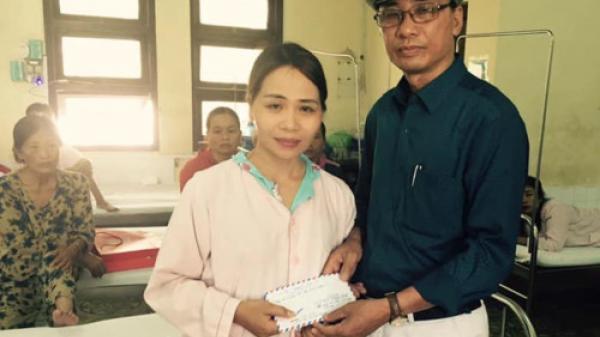 Tấn b i kịch đè nặng đôi vai cô giáo dạy âm nhạc ở Quảng Trị