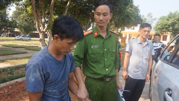 Bộ Chỉ huy Quân sự tỉnh Quảng Trị b ắt được đối tượng ăn tr ộm tài sản của nhân dân