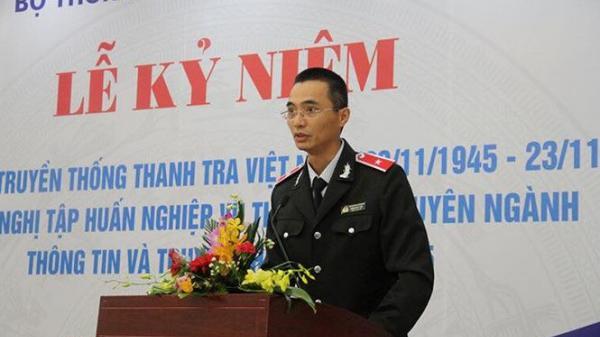 B ắt Chánh Thanh tra Bộ TT&TT liên quan đường dây đánh bạc nghìn tỷ