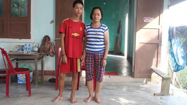 Nỗi lòng của người mẹ nghèo ở Triệu Phong