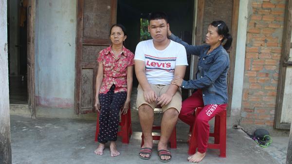 Khốn khó, bế tắc vì bệnh tật của một gia đình ở Triệu Phong