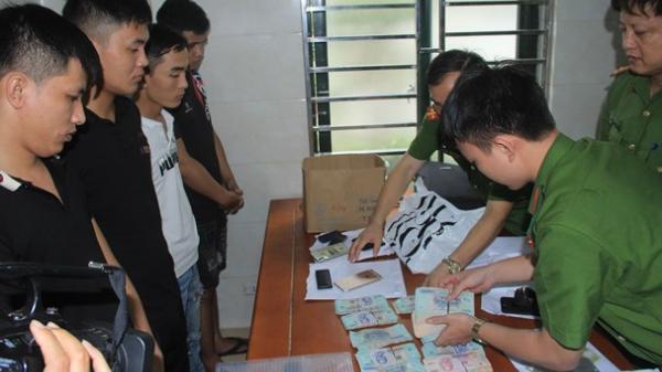 B ắt thêm 3 đối tượng ở Quảng Trị cầm đầu nhóm h ack facebook l ừa đảo hơn 20 tỷ đồng