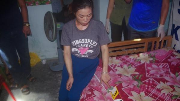 Công an huyện Quảng Trạch phát hiện, b ắt quả tang đối tượng tàng trữ trái phép 43 viên m.,a t.,úy