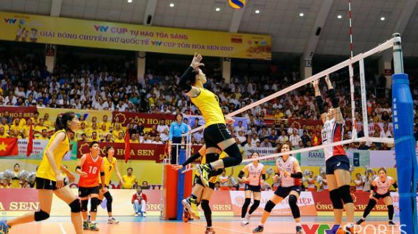 Quảng Bình đăng cai tổ chức giải bóng chuyền hạng A toàn quốc năm 2019