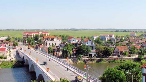 Hợp nhất 17 thôn, bản, tổ dân phố tại 03 huyện Tuyên Hóa, Quảng Ninh, Lệ Thủy