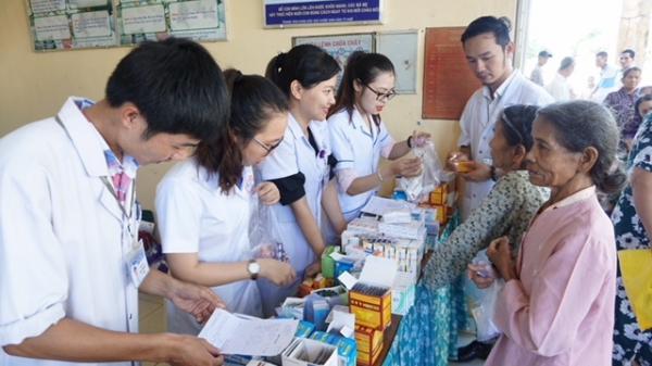 Trung tâm Y tế huyện Triệu Phong thông báo tuyển dụng viên chức đợt 1 năm 2018