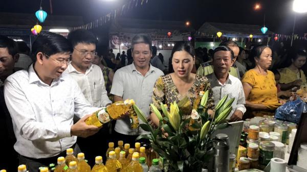 Vĩnh Linh: Khai mạc Phiên chợ hàng Việt về nông thôn