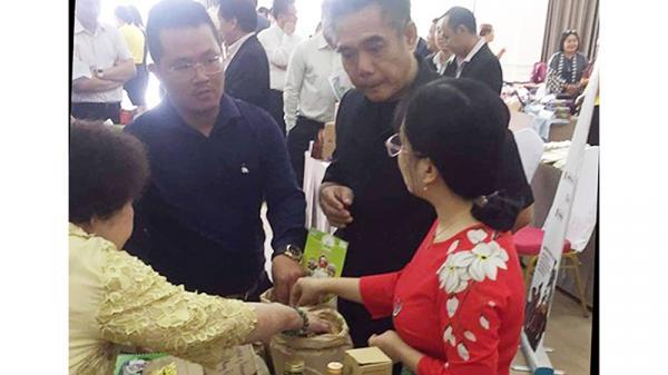 """""""Gạo sạch Triệu Phong"""" được quan tâm tại Thái-lan"""