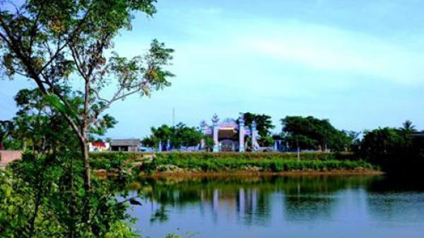 Mai Xá: Bức tranh làng quê tuyệt đẹp!