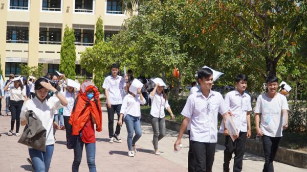 Quảng Bình có một thí sinh đạt hai điểm 10 trong kỳ thi THPT quốc gia 2019