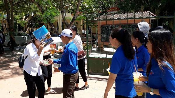 Quảng Trị có 1 điểm 0 môn Văn, tỷ lệ tốt nghiệp đạt gần 90%