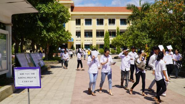 Quảng Bình: 88,8% thí sinh đỗ tốt nghiệp THPT năm 2019