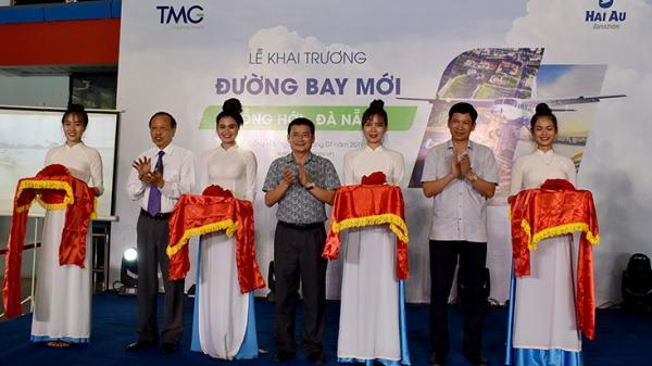 Khai trương đường bay mới Đồng Hới - Đà Nẵng chào đón lễ hội hang động năm 2019