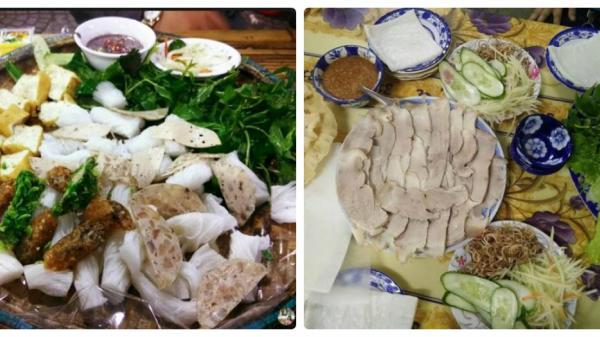 Những món ăn ngon không cưỡng nổi ở Quảng Trị