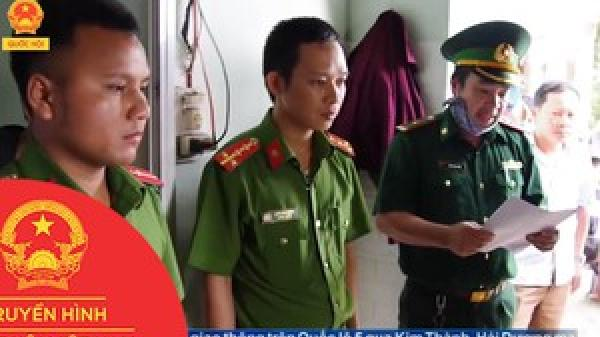 Quảng Trị: Bắt đối tượng bán m a t úy, t àng trữ h ung kh.í