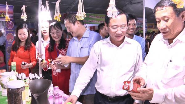 Vĩnh Linh: Khai mạc Hội chợ Thương mại - Du lịch năm 2019