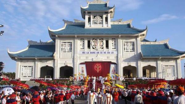 Lễ hành hương La Vang năm 2019