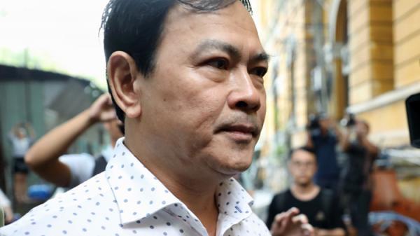 Nguyễn Hữu Linh b ị t uyên y án một năm rưỡi t ù