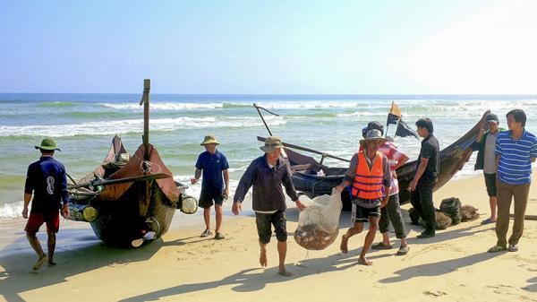 Triệu An: Sản lượng đánh bắt, nuôi trồng thủy sản tăng cao