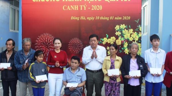 Quỹ Thiện Tâm - Báo Quảng Trị: Trao tặng 200 suất quà Tết cho người nghèo