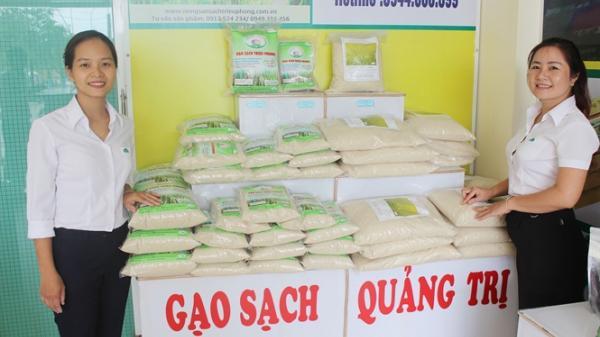 Quảng Trị: Khai trương cửa hàng nông sản 8S