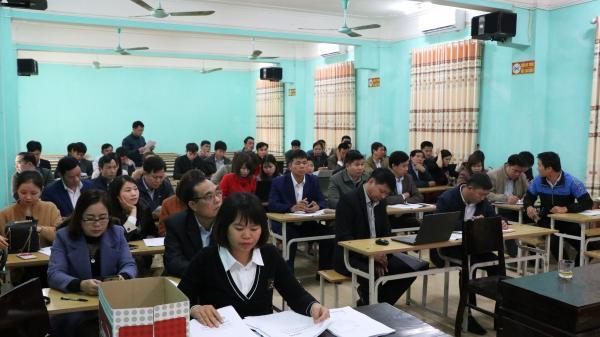 Thông báo tuyển dụng 51 chỉ tiêu công chức làm việctrên địa bàn tỉnh Quảng Trị